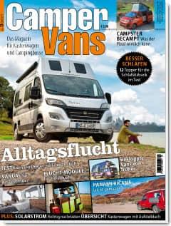 CamperVans Ausgabe Nr.03/2017