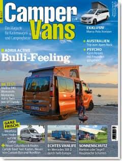 CamperVans Ausgabe Nr.04/2017