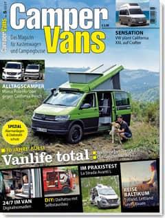 CamperVans Ausgabe Nr.05/2017