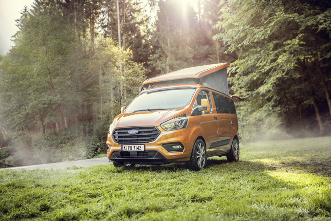 Marktubersicht Ford Nugget Campervans Magazin
