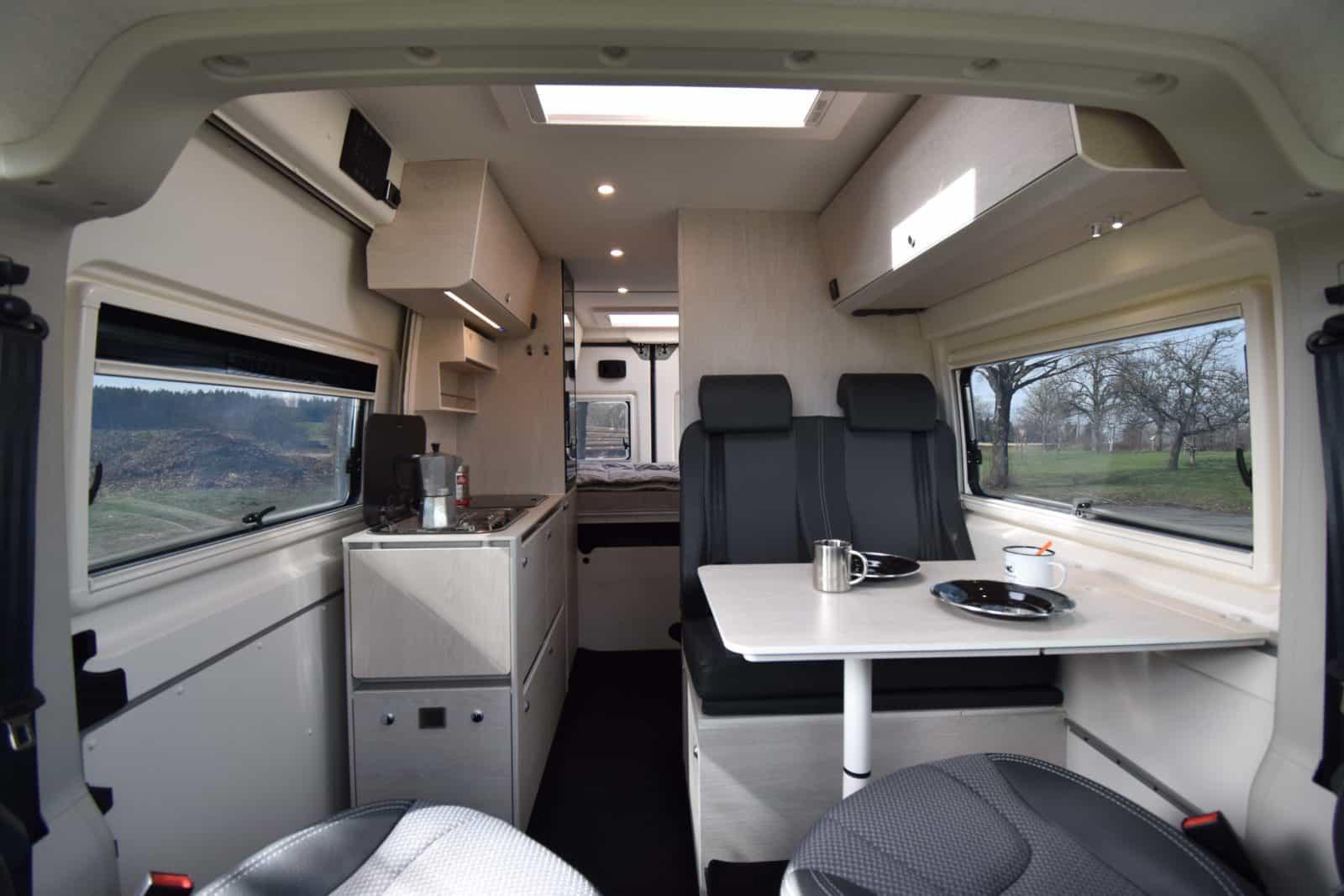 Tourne Mobil 425 Im Test Alles Inklusive Campervans Magazin