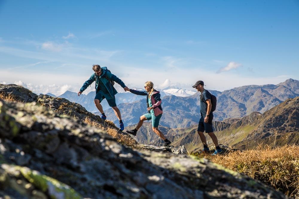 Wandern am Wimbachkopf