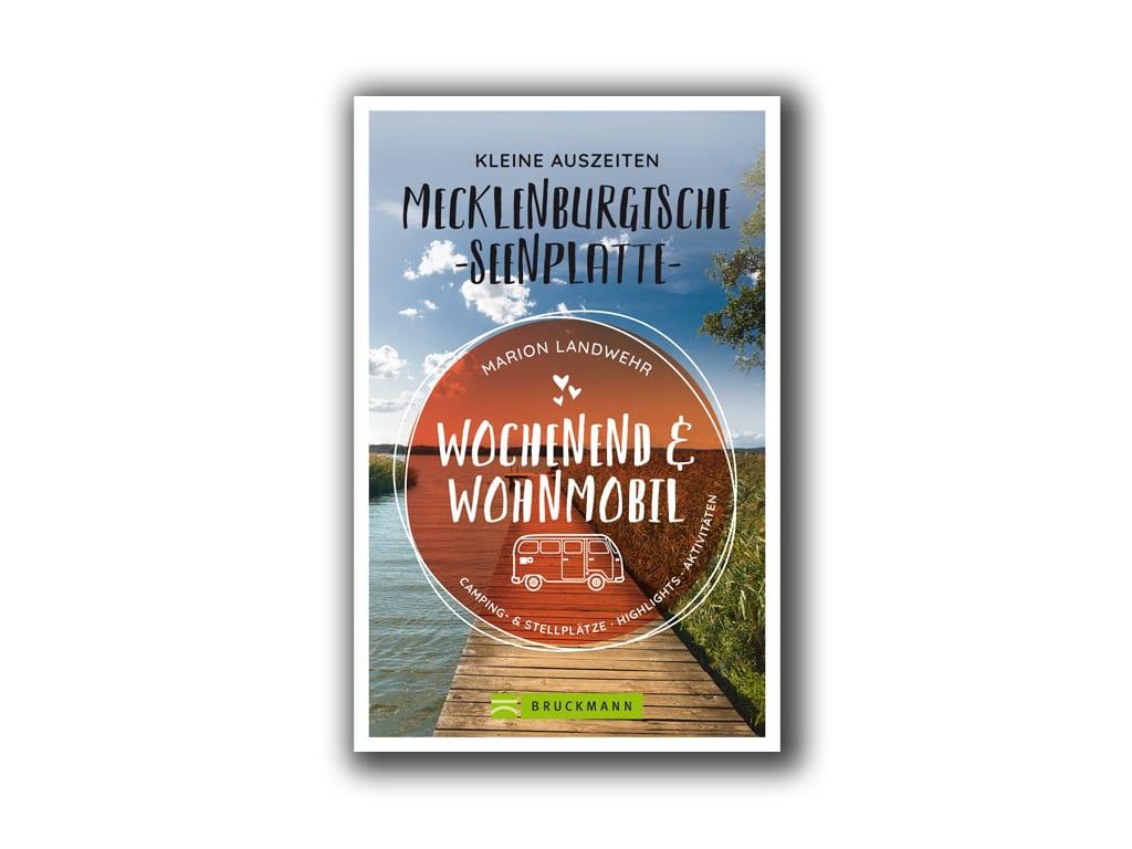 Bruckmann Wochenende und Wohnmobil Camping und Vanlife Bücher für unterwegs