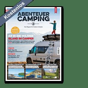 Magazin Abenteuer Camping