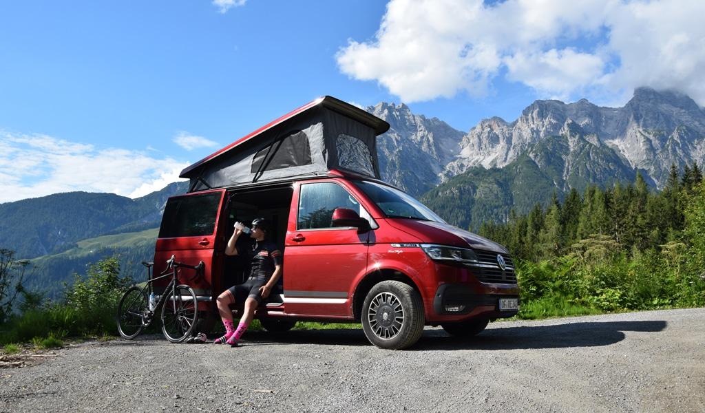 Reimo TrioStyle Camper auf VW T6.1