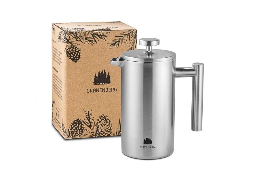 Grönenberg Frenchpress Kaffee-Maschine