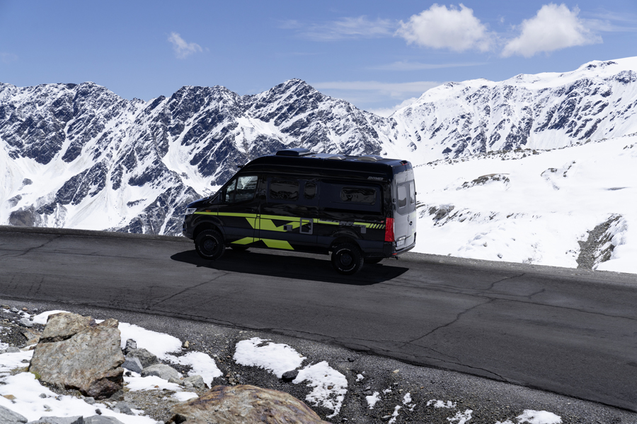 """Hymer Grand Canyon S 4x4 """"CrossOver"""""""