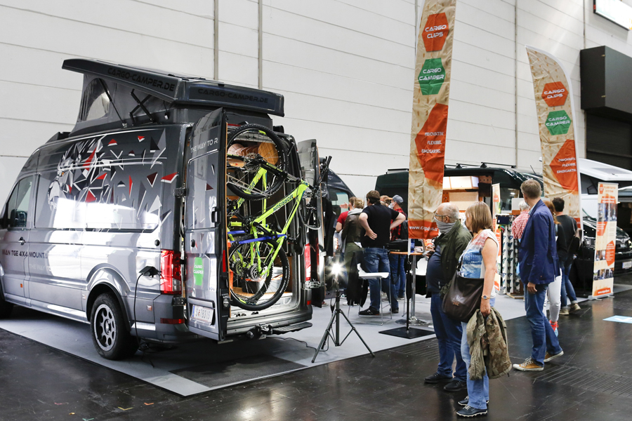 Caravan Salon Düsseldorf & TourNatur 2021: Outdoor-Angebot ...