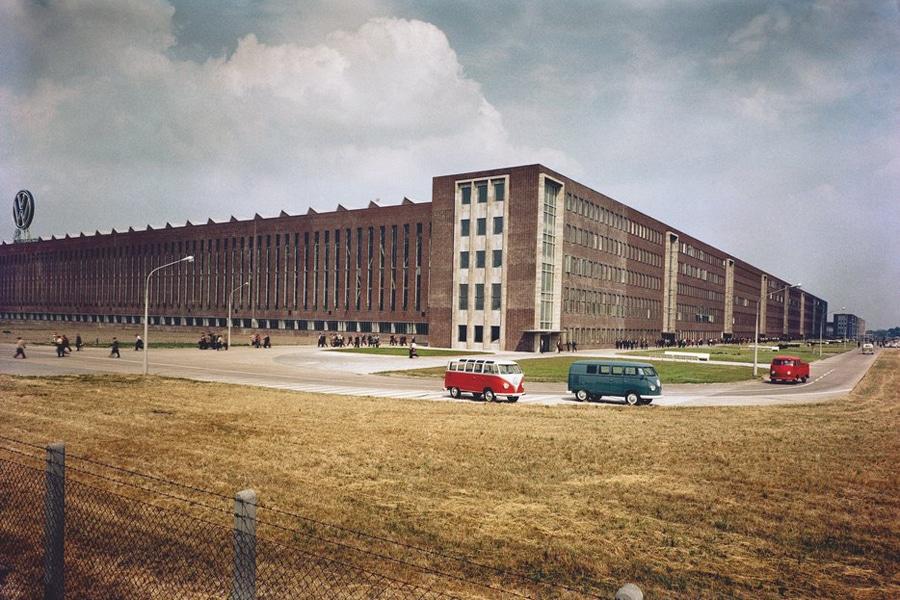 VW T1 Produktion in Hannover