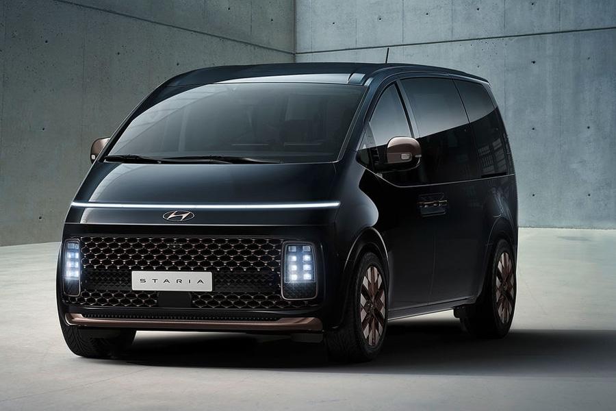 Hyundai STARIA Van 2021