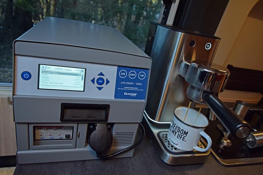 Camping-Kaffeemaschine: WMF Lumero im Test