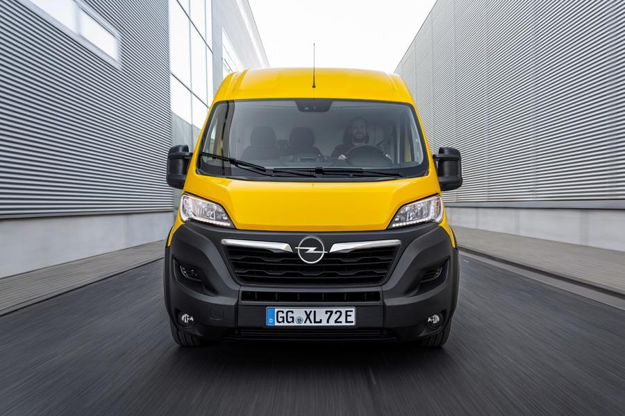 Opel Movano 2022