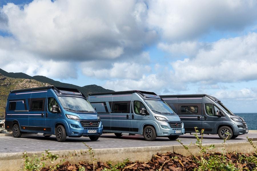 Eura Mobil Van 2022