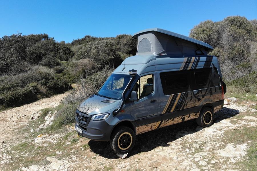 Atacama 4x4S Offroad-Camper